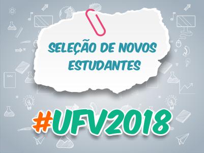 Foto do portal da UFV
